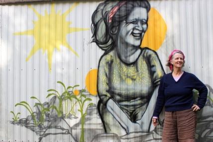 sue mural